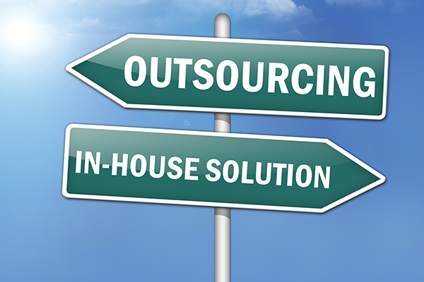 Learn to Outsource