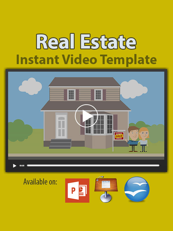 Real Estate Instant Video Template