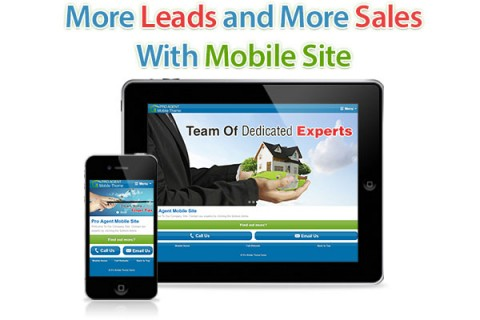 Cost Effective Mobile Site Solutions For Real Estate Agents