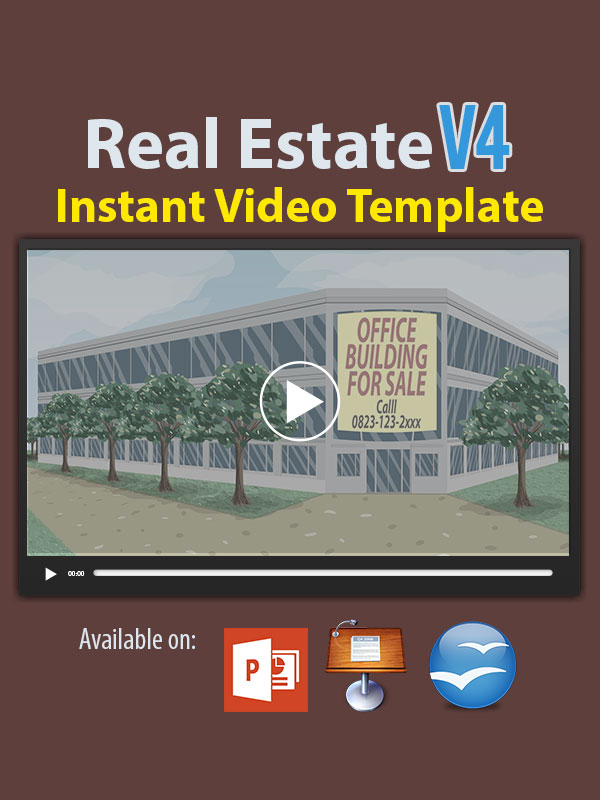 Real Estate Instant Video Template V4