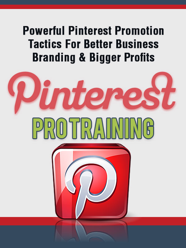 Pinterest Pro Training
