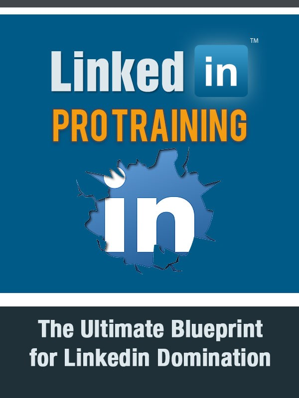 Linkedin Pro Training