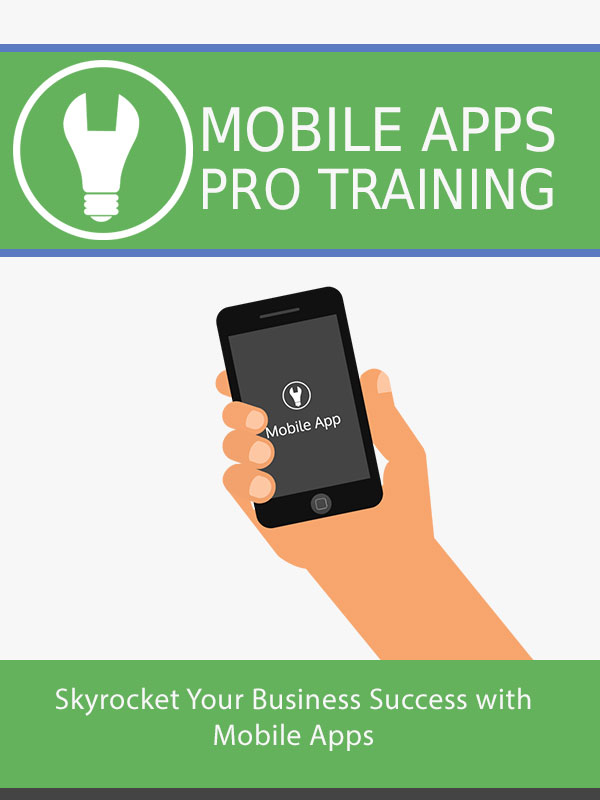 Mobile Apps Pro Training