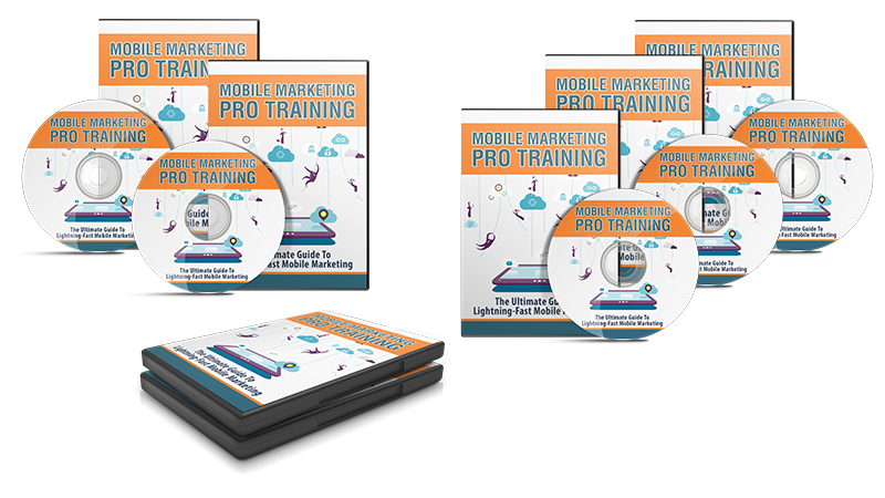 Mobile Marketing Pro Training Combined