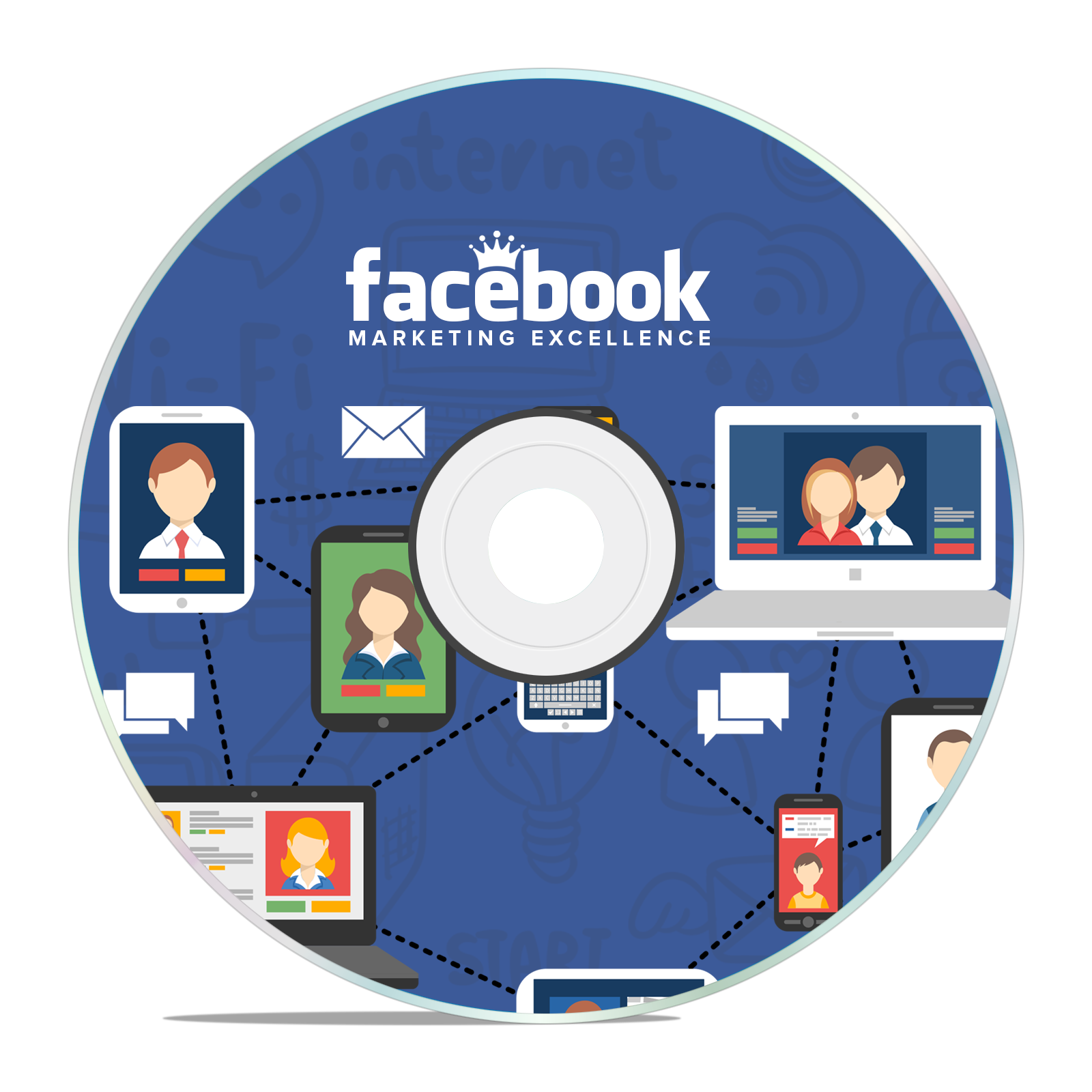 Facebook Marketing Excellence CD