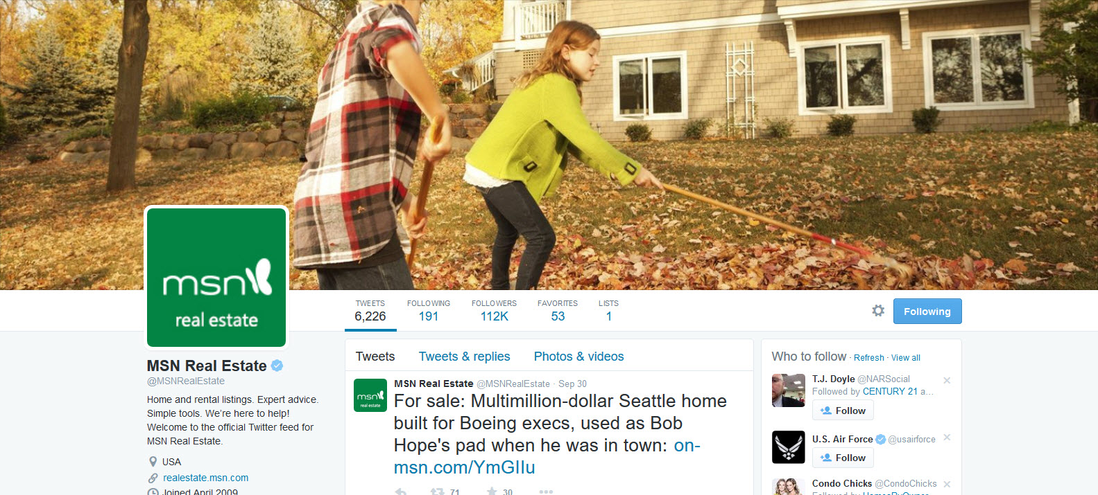 Five Ways Real Estate Agents Can Become Influencers on Twitter