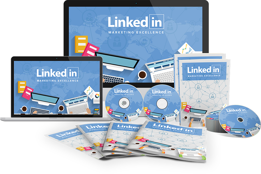 Linkedin Marketing Excellence Bundle