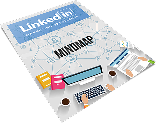 Linkedin Marketing Excellence Mindmap