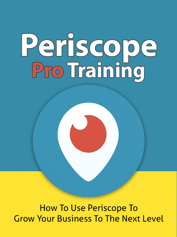 Periscope Pro Training