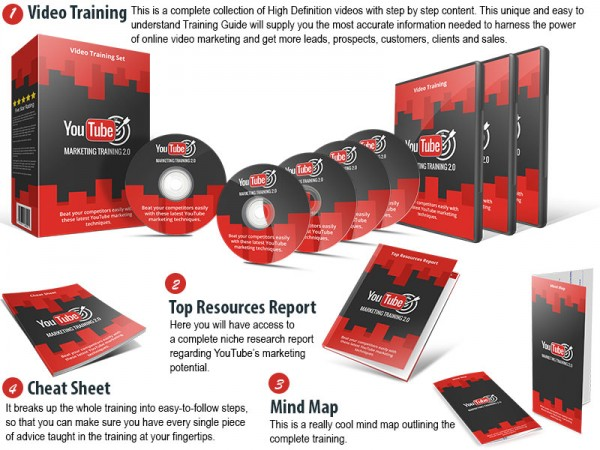 Youtube Marketing Training 2.0 Bundle