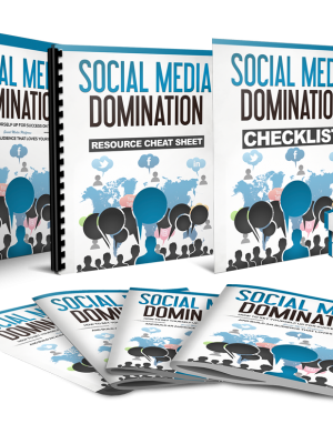 Social Media Domination Bundle