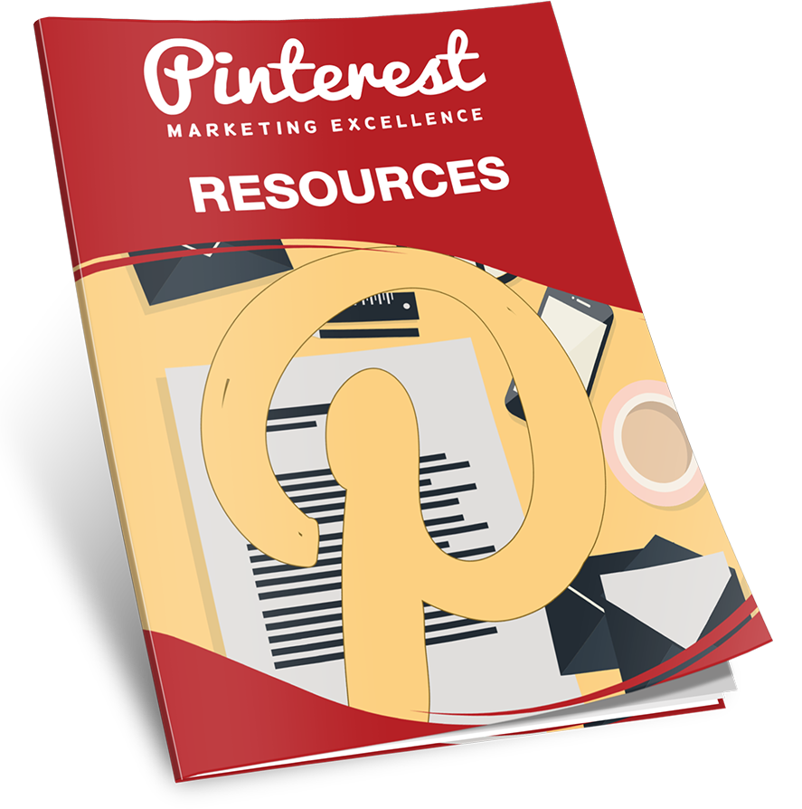 PINTEREST Marketing Resource Guide