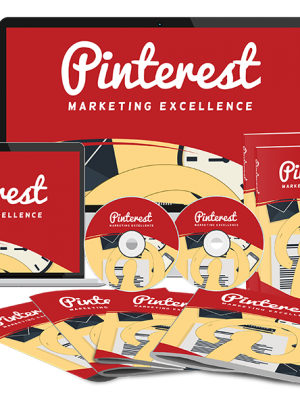 Pinterest Marketing Excellence Bundle