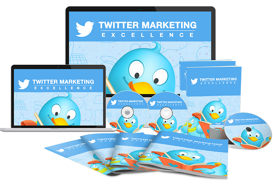 Twitter Marketing Excellence Bundle