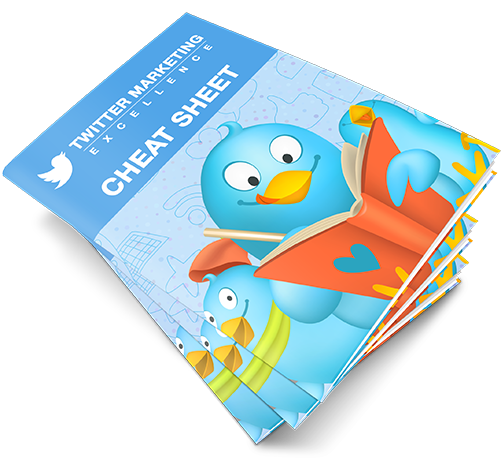 Twitter Marketing Excellence cheat-sheet