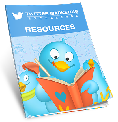 Twitter Marketing Excellence resources