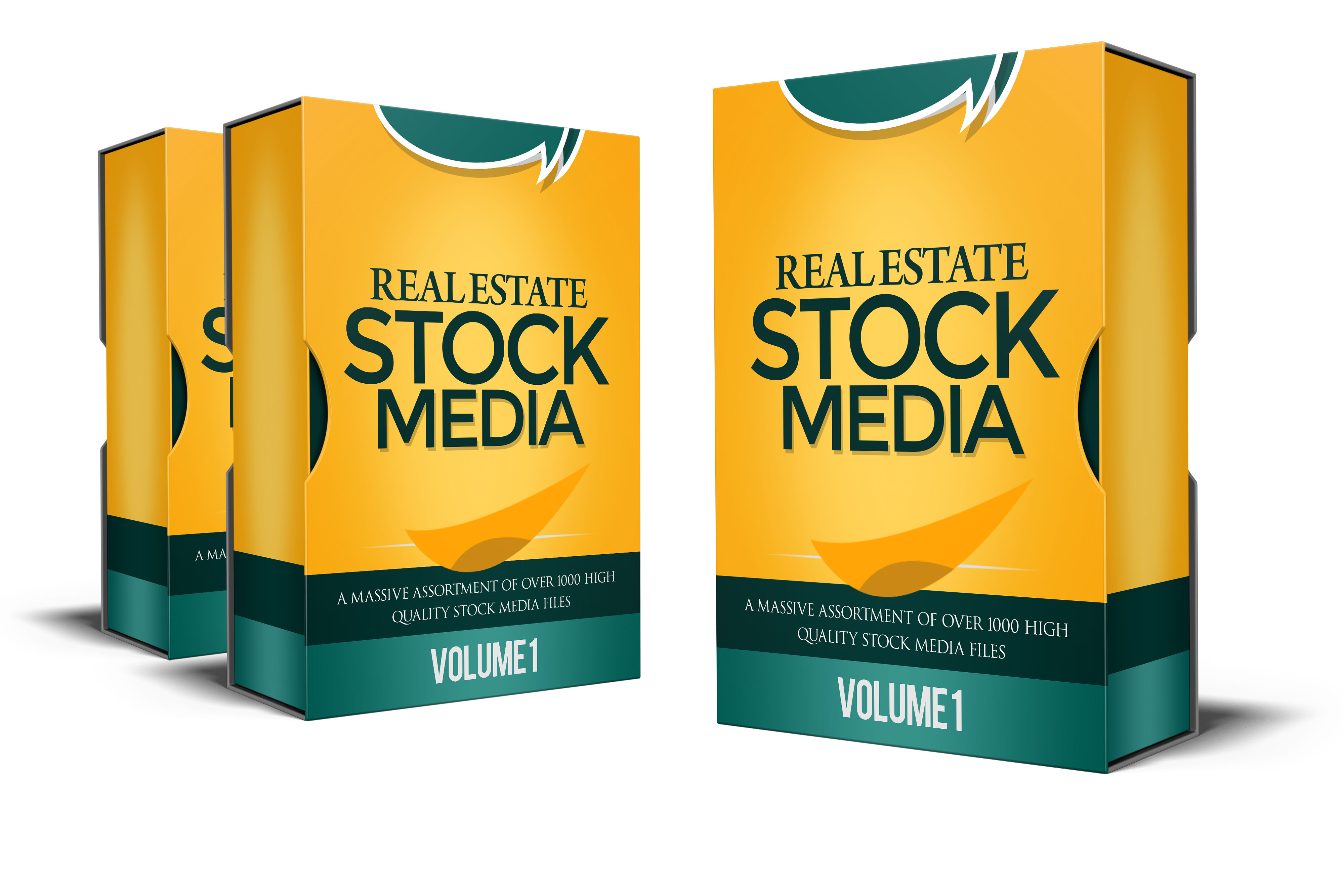 Real Estate Stock Media